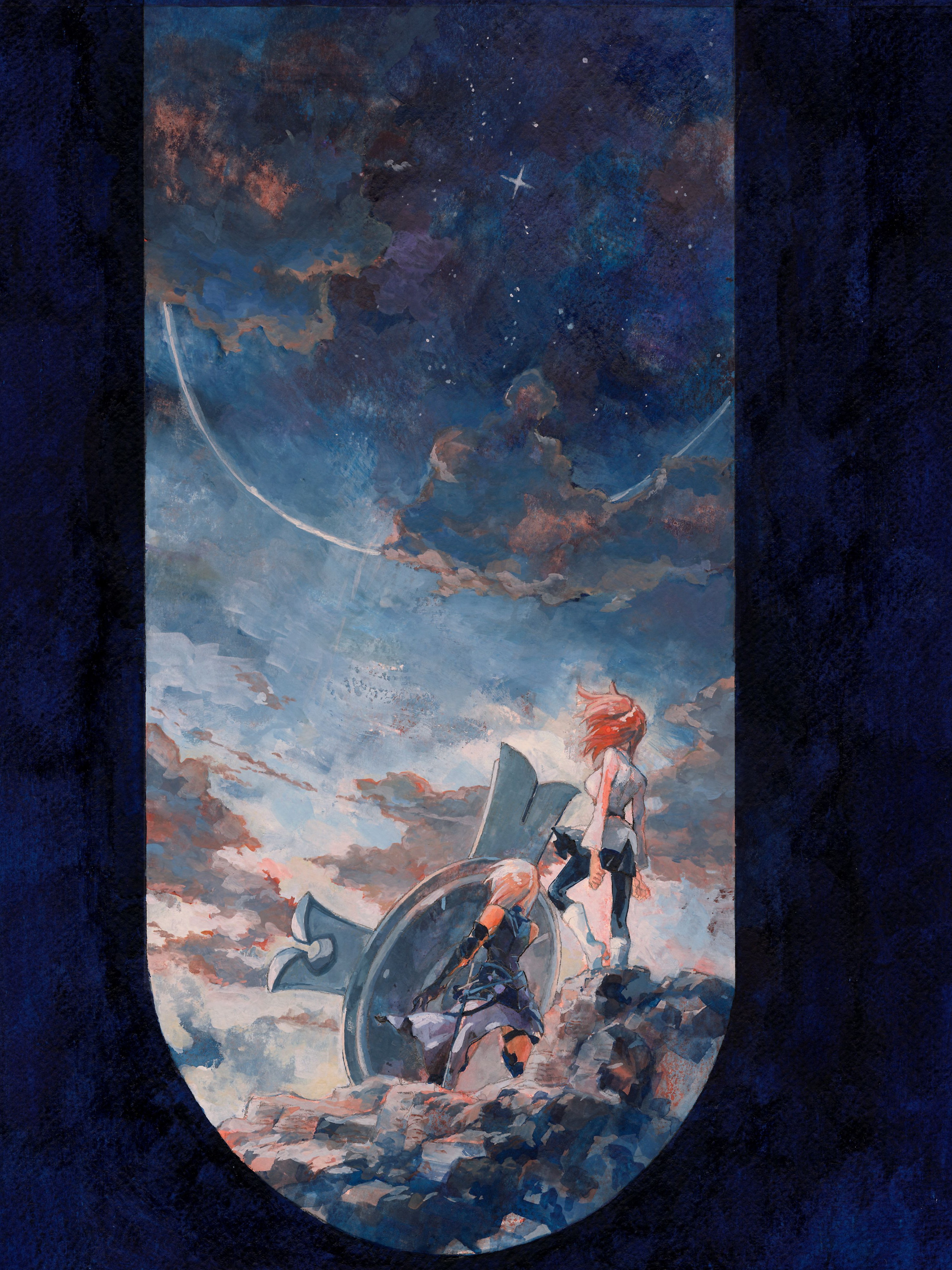 Fate/Grand Order 亚种特异点Ⅲ 尸山血河舞台 下总国 英灵剑豪七番决胜
